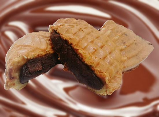【冷やしたい焼き】チョコレートクリームあん【夏季限定】